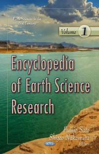 Encyclopedia of Earth Science Research, 3 Volume Set