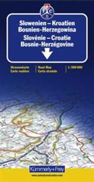 Slovenia / Croatia / Bosnia-Herzegovina