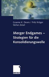 Merger Endgames
