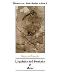 Linguistics and Semiotics in Music