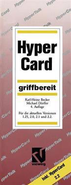 HyperCard Griffbereit: Für Die Aktuellen Versionen 1.25, 2.0, 2.1 Und 2.2