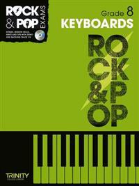 Trinity rock & pop keyboards grade 8