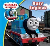 Thomas & Friends Busy Engines -  - böcker (9781405260749)     Bokhandel