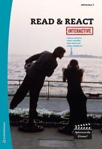 Read & React Interactive - Elevpaket (Bok + digital produkt) - Engelska 5