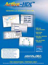 Active-hdl 6. 3 student edition door inc. Aldec (boek.