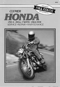 Honda 250 and 350Cc Twins, 1964-1974