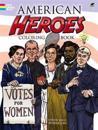 American Heroes Coloring Book