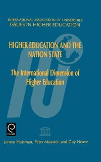 Higher Education and the Nation State