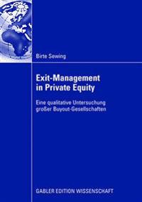 Exit-Management in Private Equity
