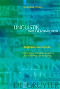 Anglicisms in German