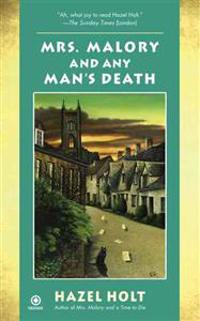 Mrs. Malory and Any Man's Death