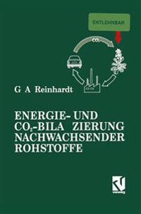 Energie- Und CO2, Bilanzierung Nachwachsender Rohstoffe