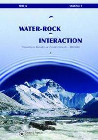 Water-Rock Interaction, Two Volume Set
