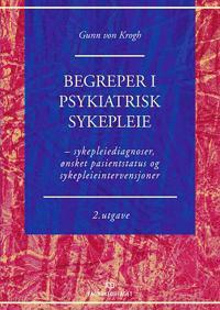 Begreper i psykiatrisk sykepleie