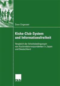 Kisha-Club-System und infurmationsfreiheit