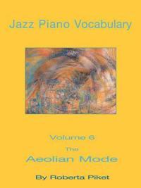 Jazz Piano Vocabulary Volume 6
