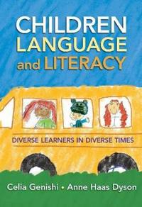Children, Language, and Literacy