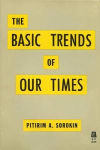 Basic Trends of Our Times