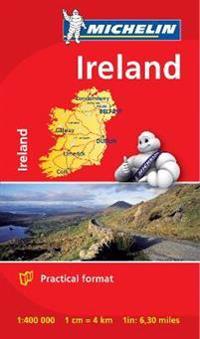 Ireland - Michelin Mini Map 8712