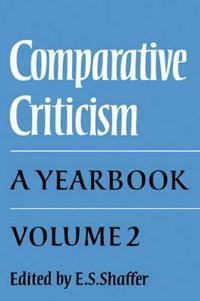 Comparative Criticism