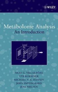 Metabolome Analysis: An Introduction