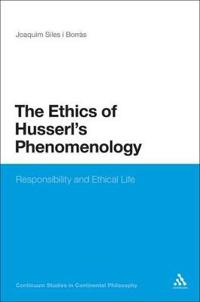 The Ethics of Husserl's Phenomenology
