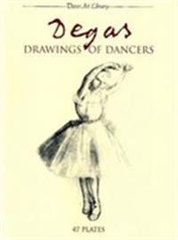 Degas Drawings of Dancers