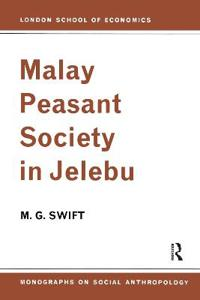 Malay Peasant Society in Jelebu