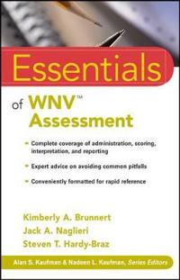 Essentials of WNV Assessment