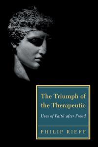 The Triumph of the Therapeutic