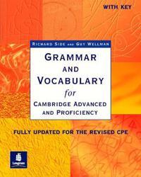 GrammarVocabulary CAECPE Workbook With Key New Edition