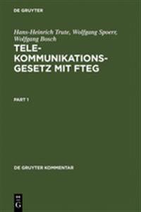 Kommentar Zum Telekommunikationsgesetz