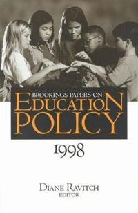 Brookings Papers on Education Policy 1998