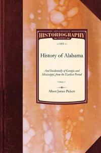 History of Alabama