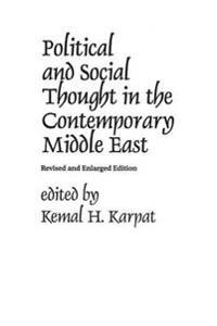 Political and Social Thought in the Contemporary Middle East
