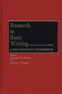 Research in Basic Writing