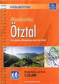 Otztal Wanderatlas