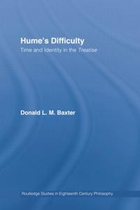 Hume's Difficulty