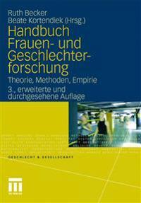 Handbuch Frauen- Und Geschlechterforschung: Theorie, Methoden, Empirie