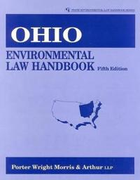 Ohio Environmental Law Handbook