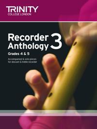 Recorder anthology (grades 4-5)