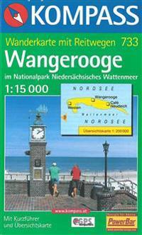 Wangerooge im Naturpark Niedersächsisches Wattenmeer