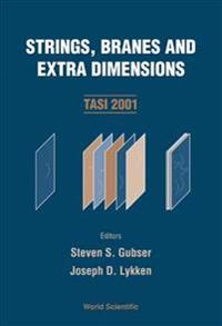 Strings, Branes And Extra Dimensions