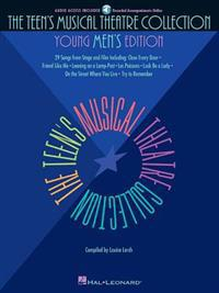 The Teen's Musical Theatre Collection  Young herrar Edition [With CD (Audio)] - Louise Lerch - böcker (9780634030789)     Bokhandel