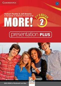More! Level 2 Presentation Plus DVD-ROM