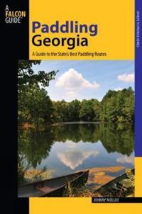 Falcon Guide Paddling Georgia