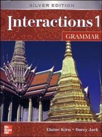 INTERACTIONS MOSAIC 5E GRAMMAR STUDENT BOOK (INTERACTIONS 1)