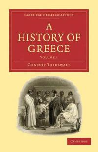 A History of Greece 8 Volume Paperback Set