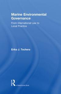 Marine Environmental Governance
