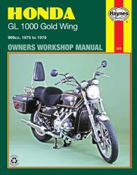 Honda Gl1000 Gold Wing Owners Workshop Manual, No. M309